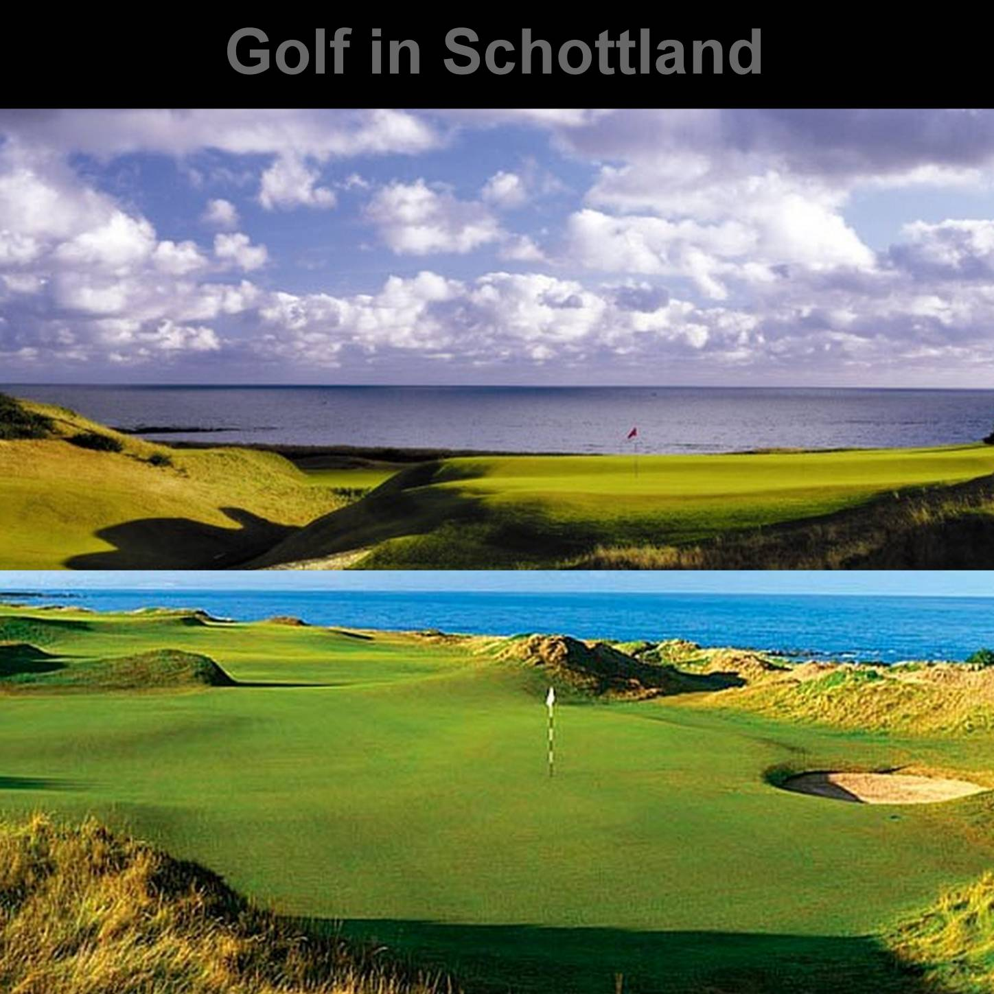 Golf in Schottland